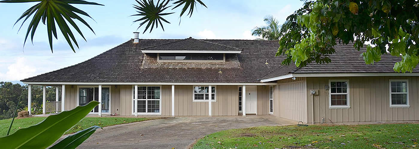 Home for Sale in Kapaa, Kipapa Road